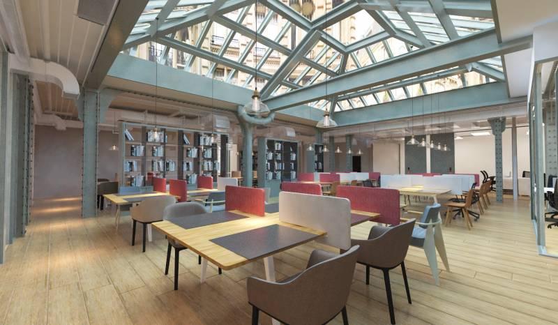 Location centres d 39 affaires coworking paris 75002 10m2 - Ouverture bureau de poste paris ...