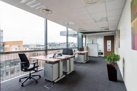 Plateaux de bureaux équipés à Paris Issy Les Moulineaux Quai d'Issy