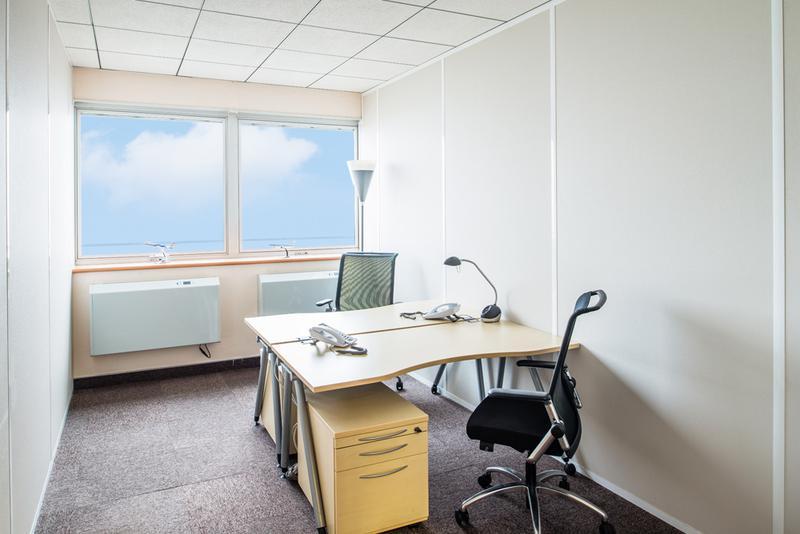 Votre bureau privé à Toulouse Blagnac Airport- pour 1à 2 personnes ! - Photo 1