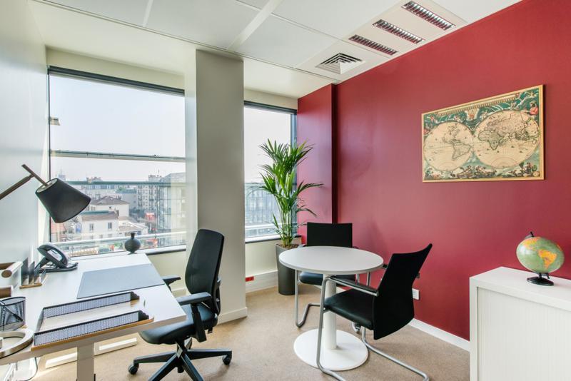 location bureaux la garenne colombes 92250. Black Bedroom Furniture Sets. Home Design Ideas