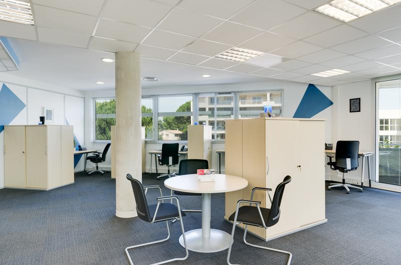 Coworking montpellier bureaux à partager et centre daffaires à