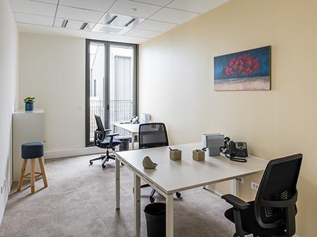 Votre bureau privé à Montevrain Gare Val d'Europe - pour 1à 2 personnes! - Photo 1