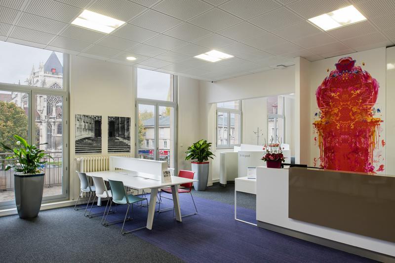 Location bureaux creil m² u bureauxlocaux