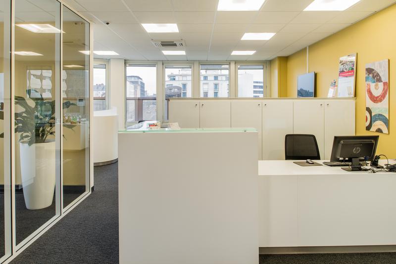 Coworking rennes bureaux à partager et centre d affaires à rennes