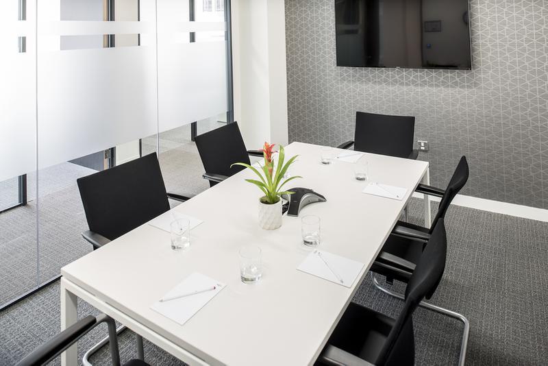 Bureau privé équipé jusqu'à 6 personnes à Lyon, Gerland - Photo 1