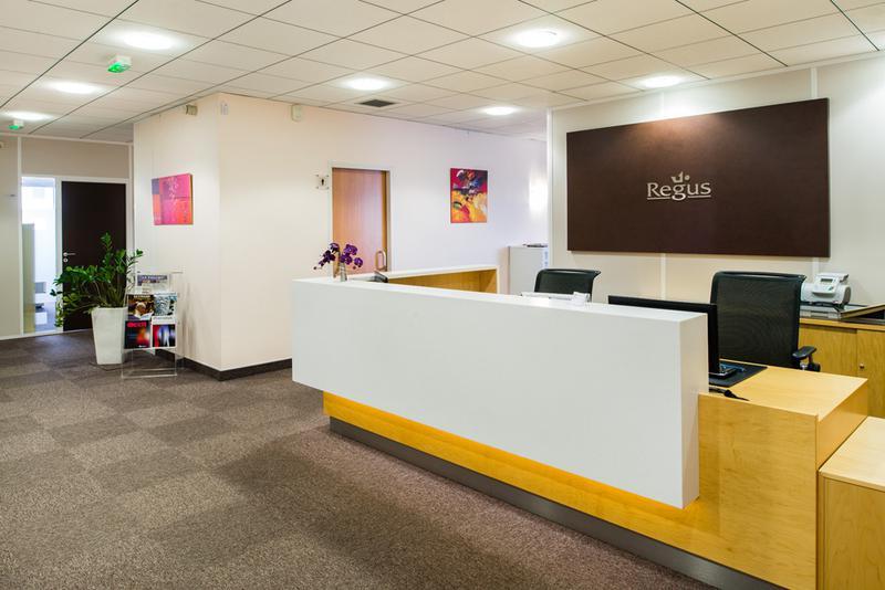 Découvrez la Business World Gold de Regus à Toulouse Blagnac Airport - Photo 1