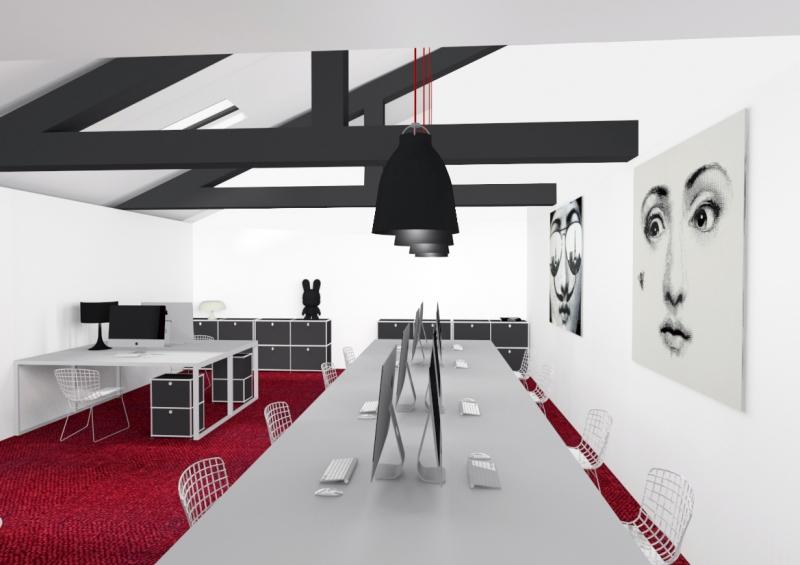 vente bureaux lyon 06 69006 296m2. Black Bedroom Furniture Sets. Home Design Ideas