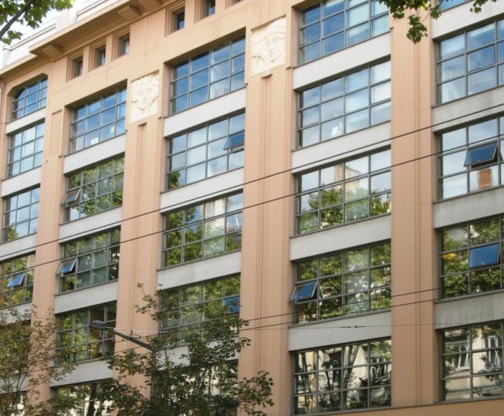 Bureaux à louer - 430 et 862 m² - Avenue Marechal Foch