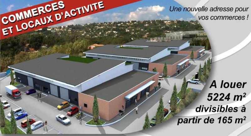 Entrepôt / Local d'acivité Montauroux - Photo 1