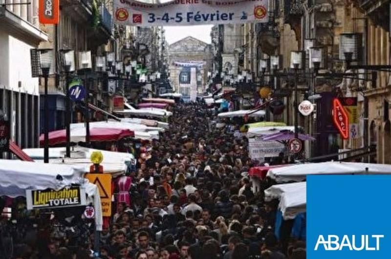 Location commerces bordeaux 33000 245m2 for Location bordeaux