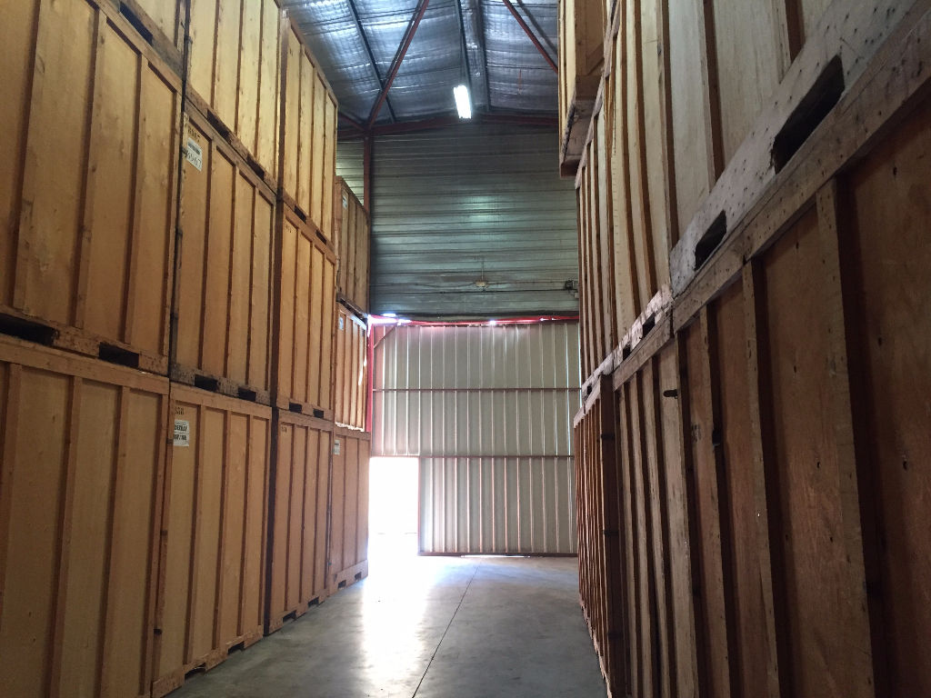 Entrepôt / local industriel Grasse 400 m2 + cour privative - Photo 1