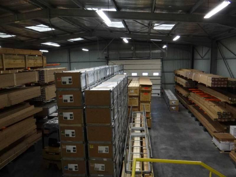 A louer - Pic Saint Loup - Bâtiment industriel de 1 002 m²