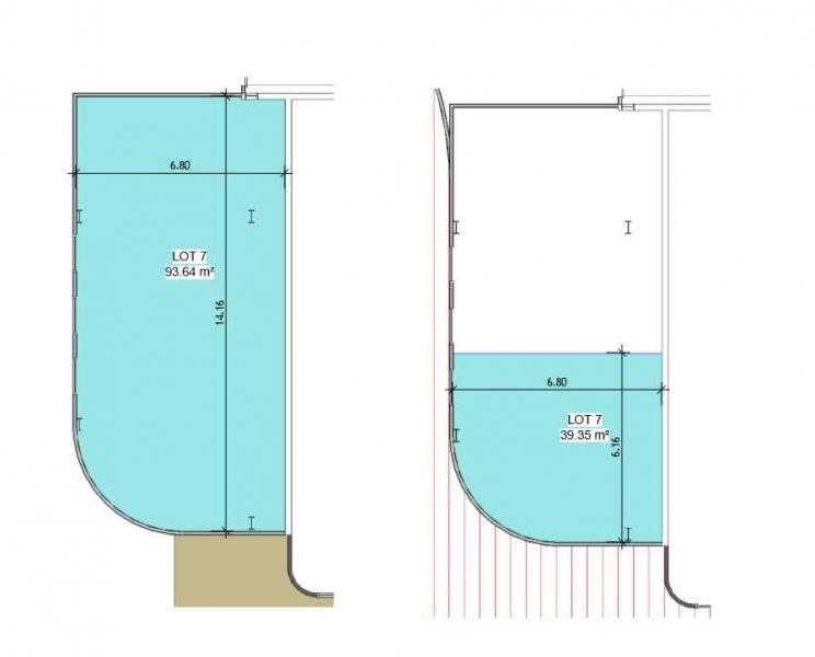 vente locaux d 39 activit s montpellier 34000 133m2. Black Bedroom Furniture Sets. Home Design Ideas