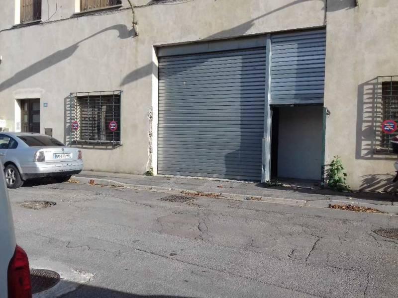 Marseille 15 éme,entrepôt de stockage 339 m² environ