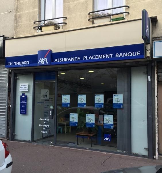 Boutique rue commerçante métro Louis Aragon location pure