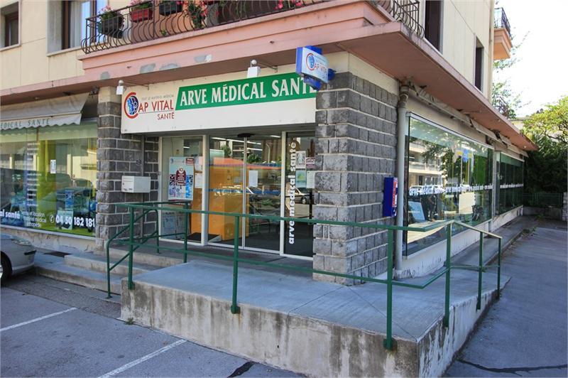 Dpt Haute Savoie (74), à louer CLUSES Local commercial - Plain pied - Photo 1
