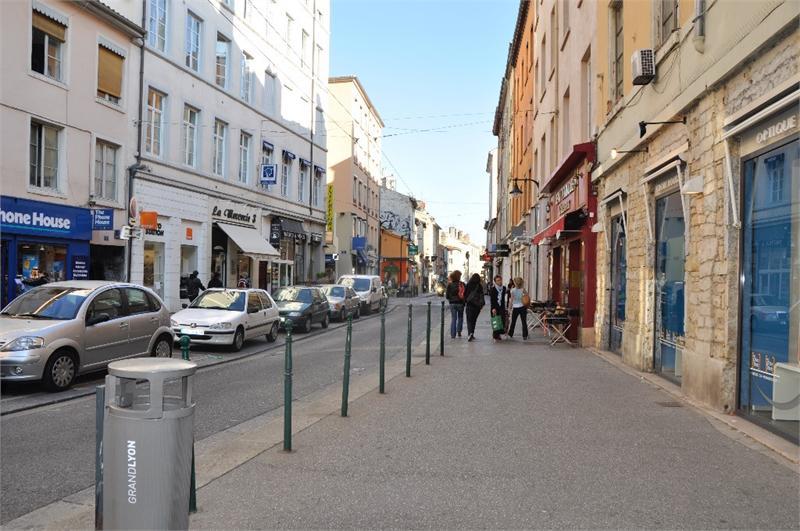 Dpt Rhône (69), Bail à céder  LYON 4EME ARRONDISSEMENT Local commercial de 60 m2 sur 2 niveaux - Photo 1