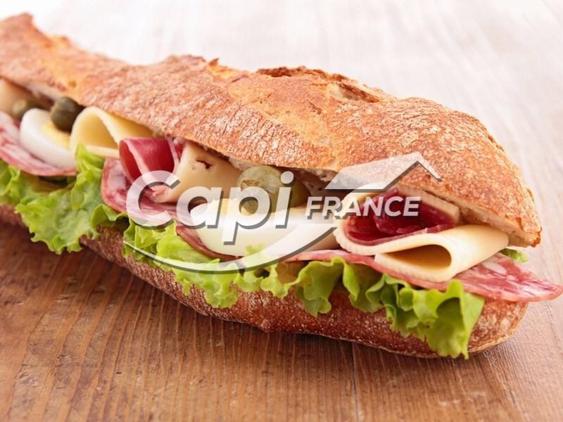 Dpt Loire Atlantique (44), Bail à céder  LE CROISIC Local commercial 60m2 avec extraction restauration rapide - Photo 1