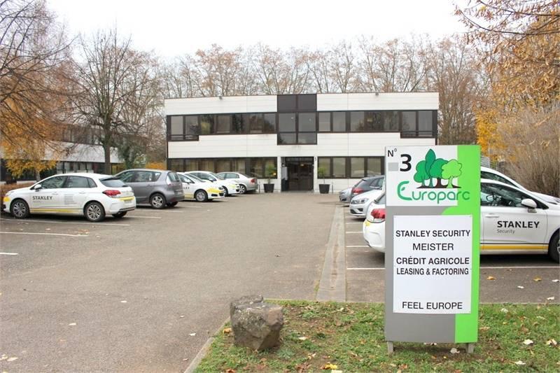 Location bureaux strasbourg 67100 166m2 - Bureau de change a strasbourg ...