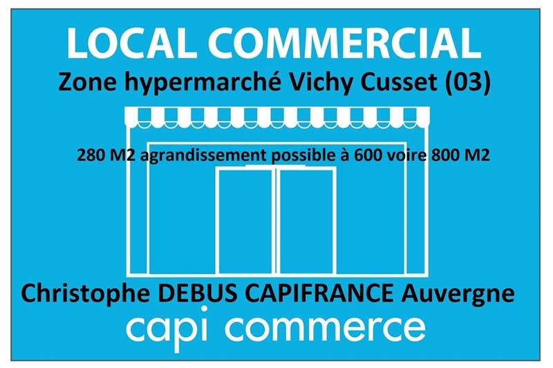 Commerces Vichy 03200
