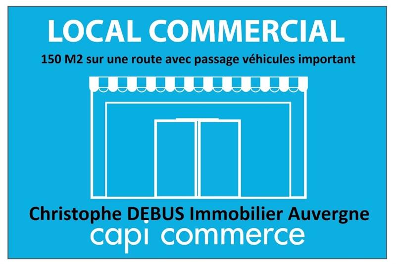 Dpt Allier (03), à louer proche de VICHY magasin avec réserve - Photo 1