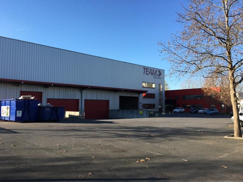 Entrepôt indépendant Port de Gennevilliers