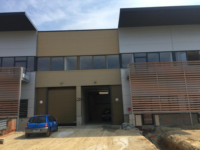 ENTREPÔTS mixtes à vendre 1386 m² divisibles à partir de 321 m² à Bailly Romainvilliers - Photo 1