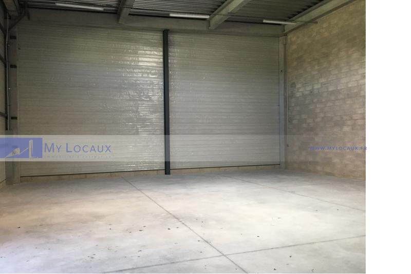 Entrepot de 180m² à louer à Servon proche N19 - Photo 1