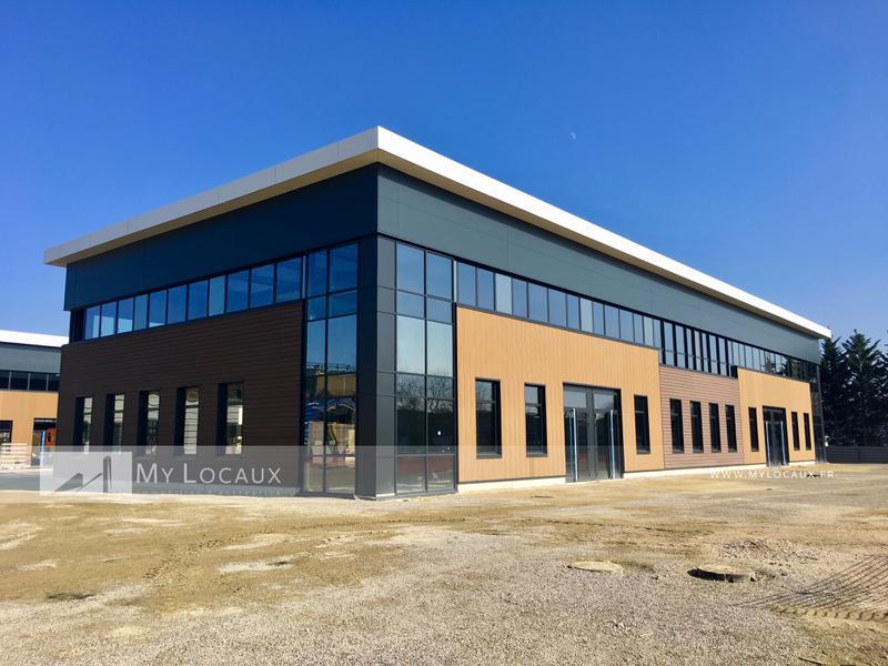 Bâtiment indépendant - Locaux d'activités neufs - Photo 1