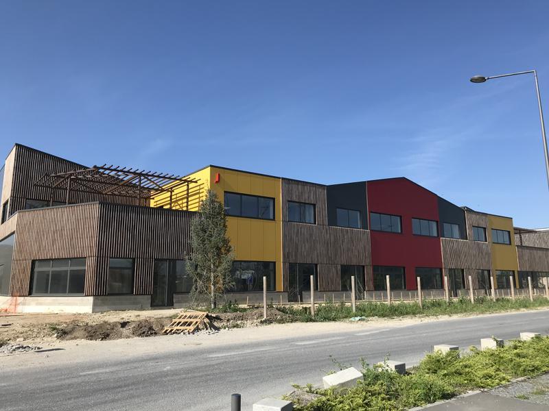 Locaux d'activités neufs - 420m² - Photo 1