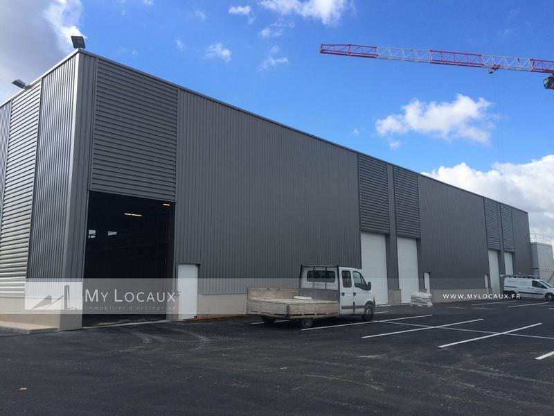 Locaux d'activités neufs - 330 à 3 274 m² - Photo 1