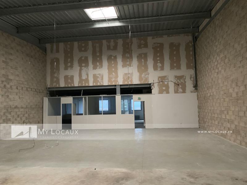 Entrepot et bureau de 536m² à louer à Lisses proche A6 - Photo 1