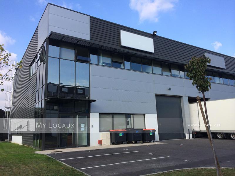 Surfaces d'activités divisibles à partir de 231 m² - M13/A86 - Photo 1