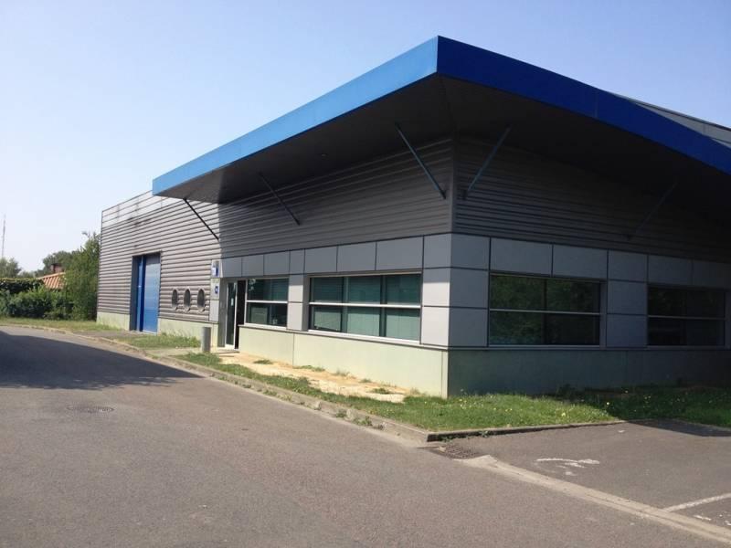 FLOIRAC - Zone Franche entrepôt à louer