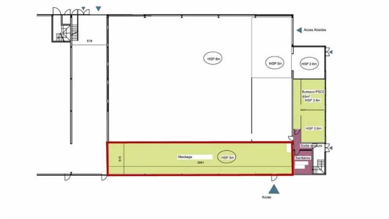 location bureaux fontenay sous bois 94120 165m2. Black Bedroom Furniture Sets. Home Design Ideas