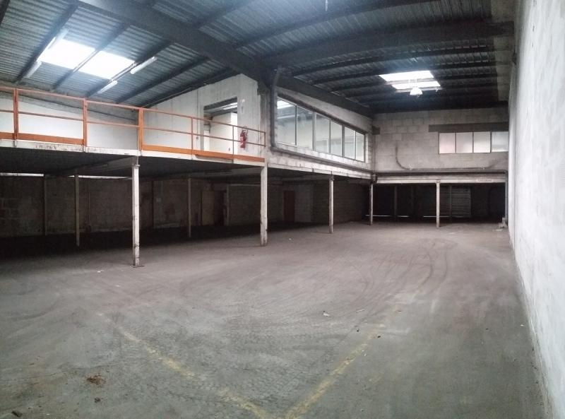 Vente bureaux entrep ts locaux d 39 activit s chennevi res for Exterieur quai