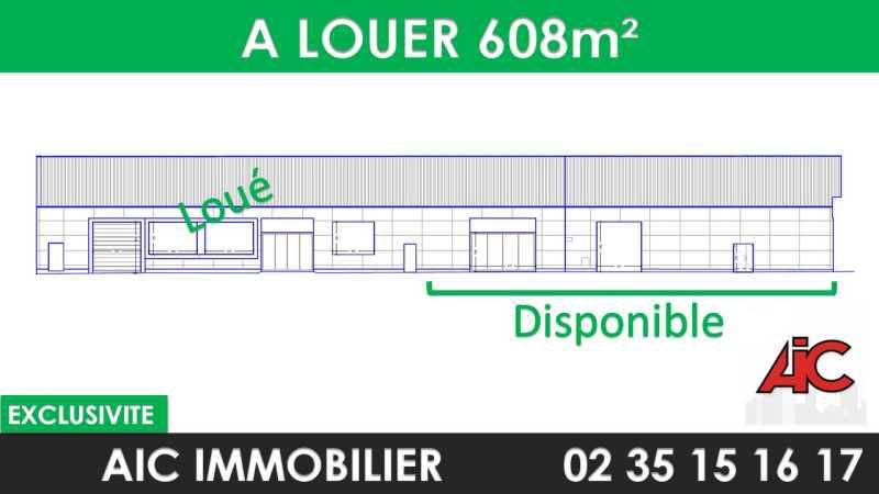 Location Commerce Le Havre 76600 - Photo 1