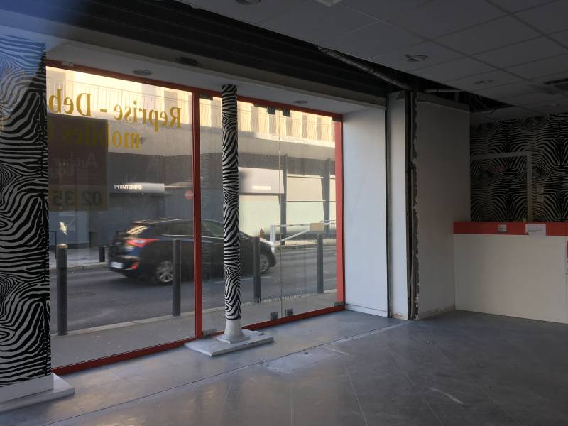Location local commercial 76 oissel boutique 76 et for Boutique hotel le havre
