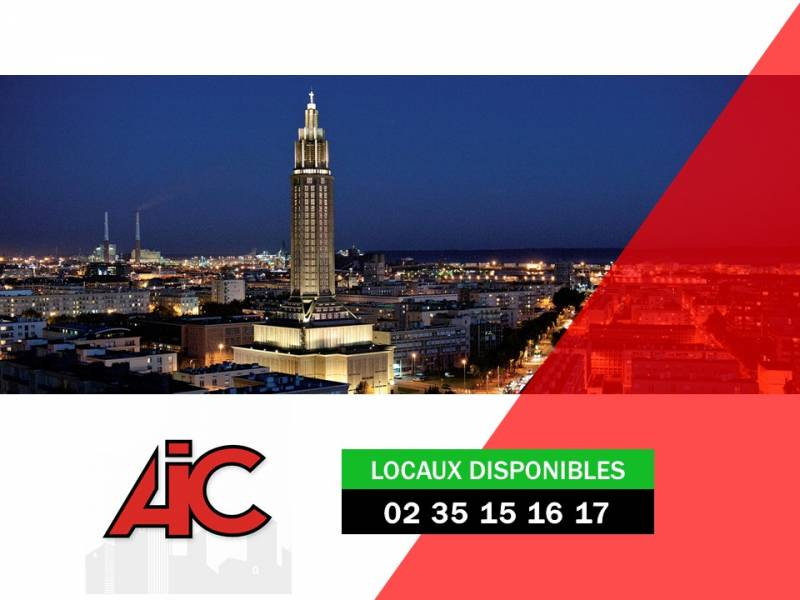LOCAL COMMERCIAL 59m2 Seine maritime 76 Le Havre agglomération Le Havre centre 17502 LE HAVRE 76600