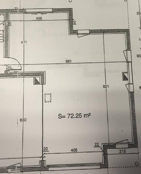 vente locaux commerciaux beauvais 60000 72m2. Black Bedroom Furniture Sets. Home Design Ideas