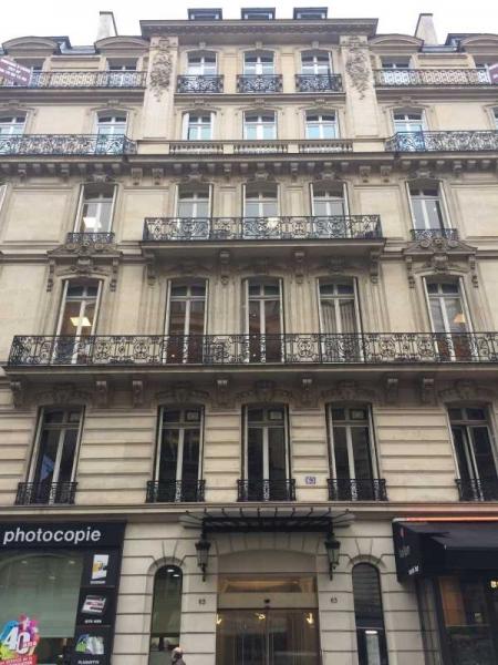 Bureaux PARIS 75008