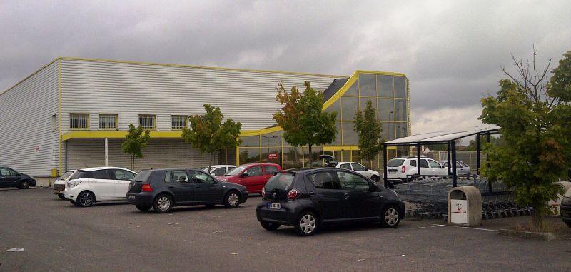 A LOUER Bâtiment commercial proche Châtellerault