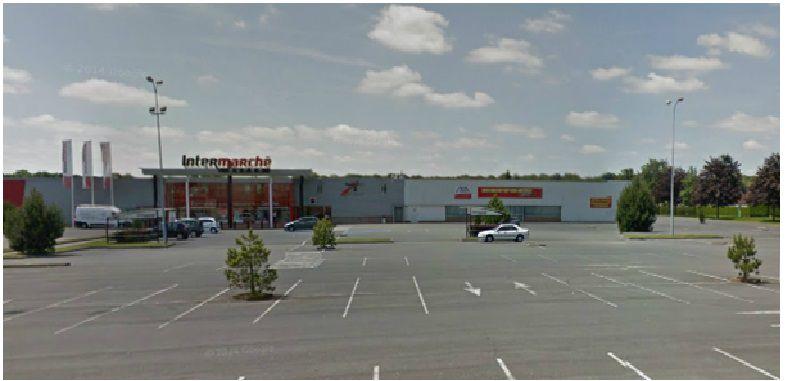 Local commercial de 930 m²