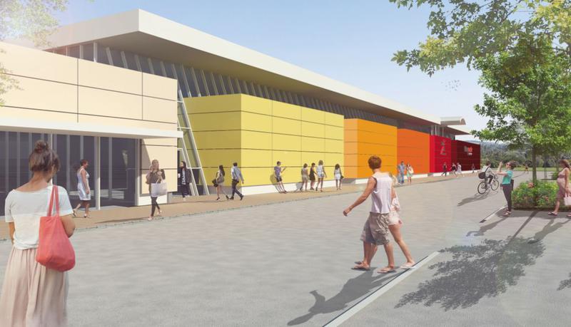 A louer - Locaux commerciaux galerie marchande - Centre commercial Val Dancelle - Saint-Jean (31) - Photo 1