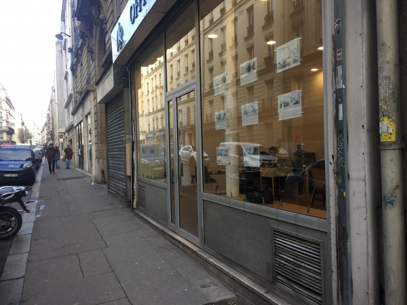 Boutique à louer/CHEMIN VERT/PARMENTIER/SANS REPRISE