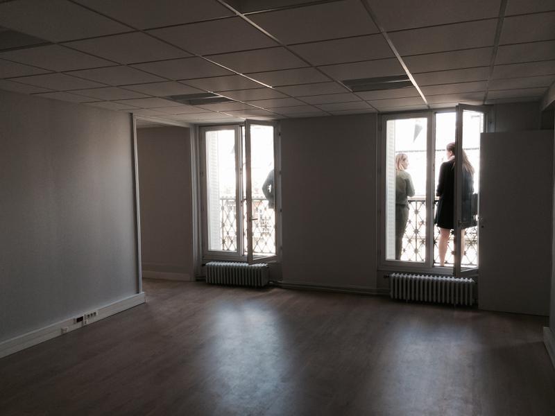 Bureaux à louer/Reaumur Sebastopol - Photo 1