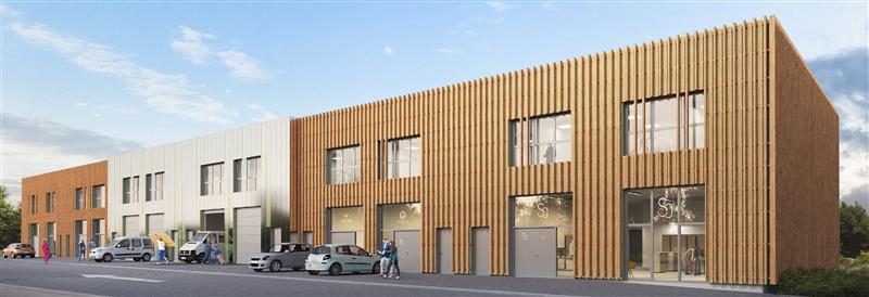 WOODWORK - Cité Descartes - Locaux d'activités et de bureaux neufs à vendre ou à louer - Photo 1