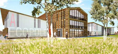 Ecopôle - locaux d'activités et bureaux neufs à louer ou à vendre - Photo 1