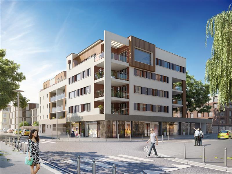 ECO MONTEVRAIN - Commerces neufs à vendre proche du Val d'Europe - Photo 1