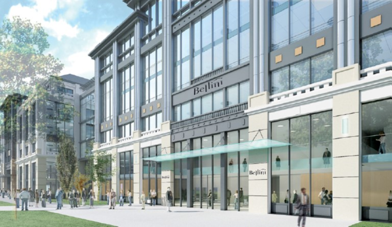 Le Bellini - Centre urbain du Val d'Europe - Immeubles neufs (RT2012 - 10%) à louer ou à vendre - Photo 1